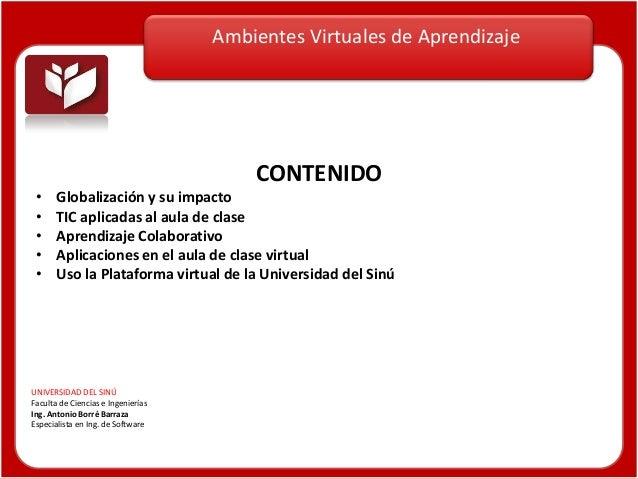 Diapositivas como material para los contenidos Slide 2