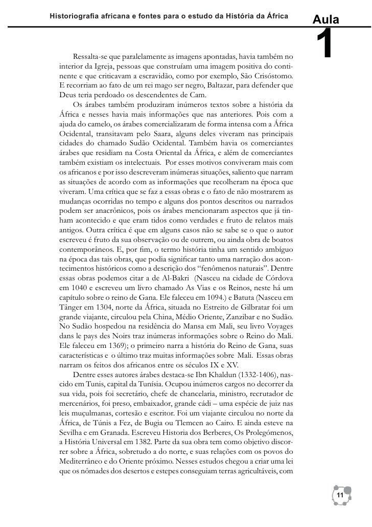 Ideias De Hegel ~ HISTÓRIA DA AFRICA