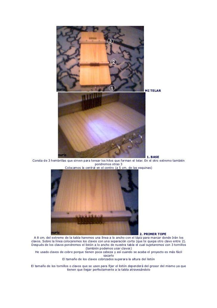 2623a8ac6370 Material pulseras