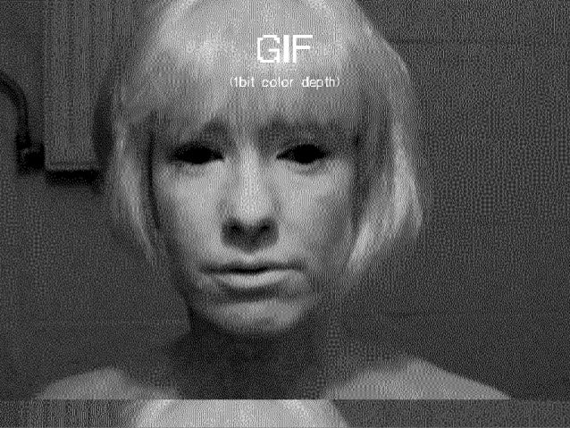 GIF (1bit color depth, interlaced)