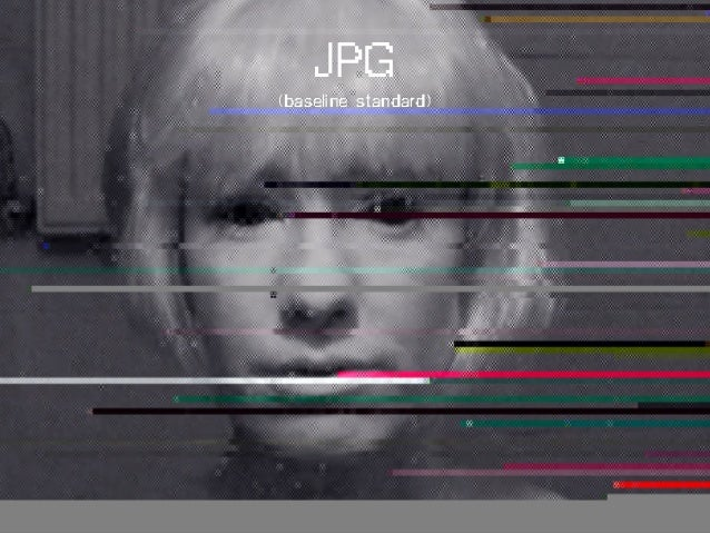 JPG 2000 The JPEG 2000 standard was mainly developed because of the many edge and blocking artifacts of the JPG format. JP...
