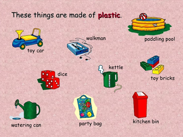 Things made of plastic pictures to pin on pinterest for Things can be made from waste material