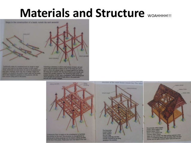 Materials and Structure   WOAHHHH!!!