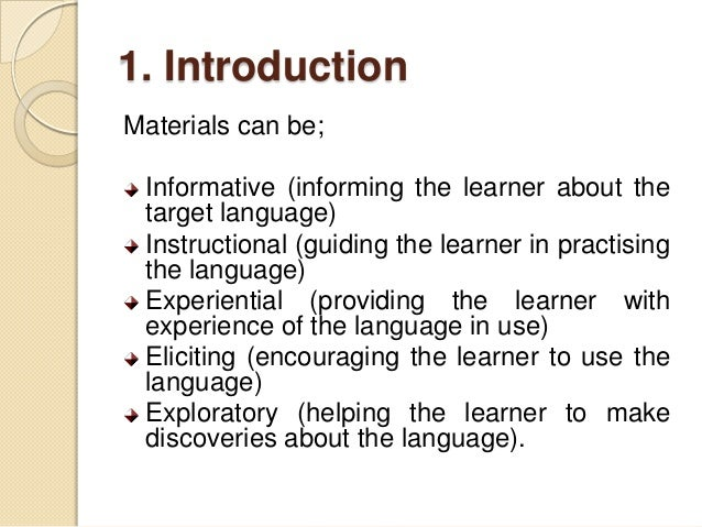 Materials development for language learning and teaching fandeluxe Image collections