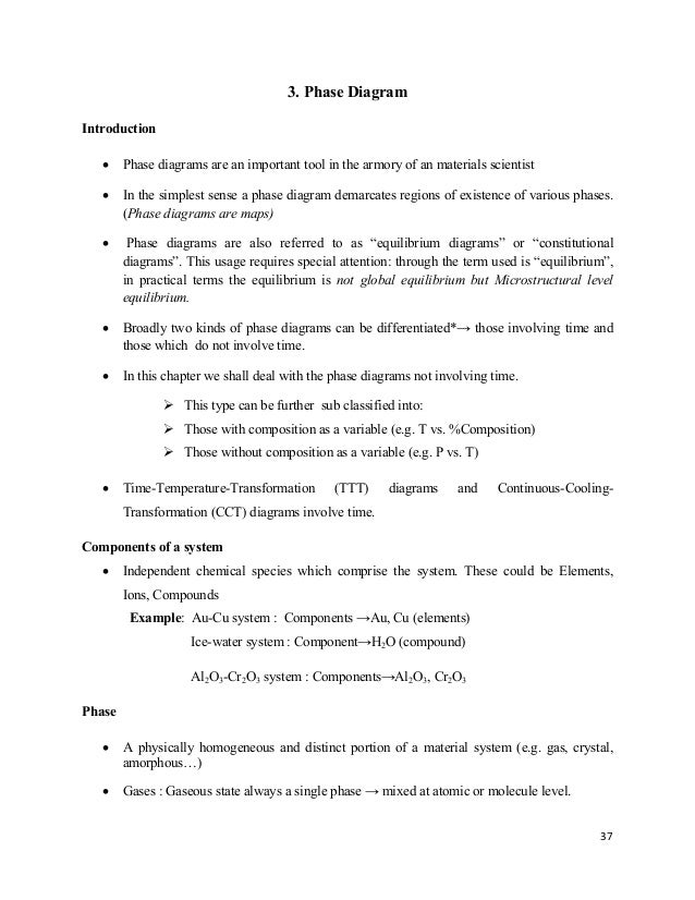 Materials Engineering And Metallurgy Lecture Notes
