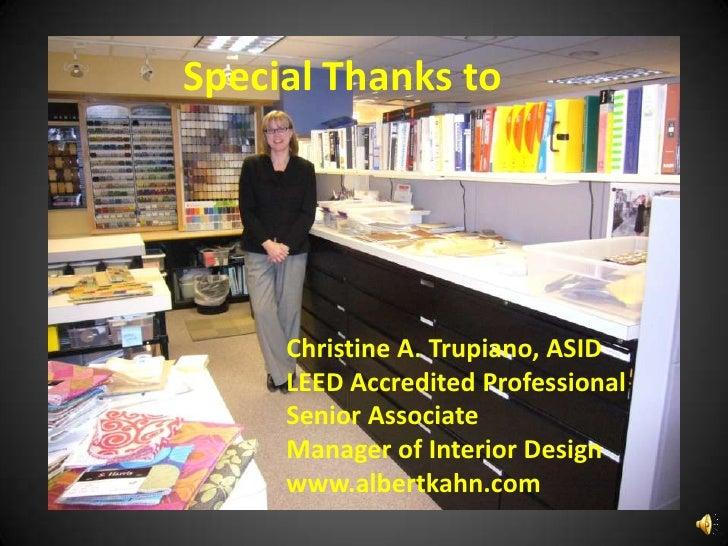 Kahn Interior Design A Materials Library Case Studybr 2
