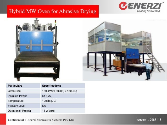 Microwave Materials Processing