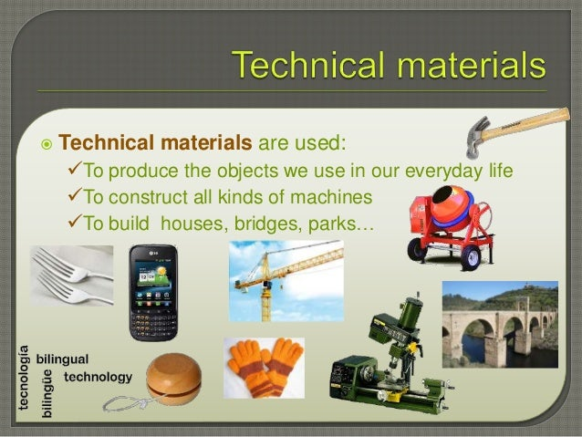 Materials properties for Waste material object