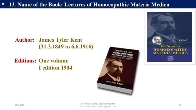 Characteristic of different Homoeopathic Materia medica and