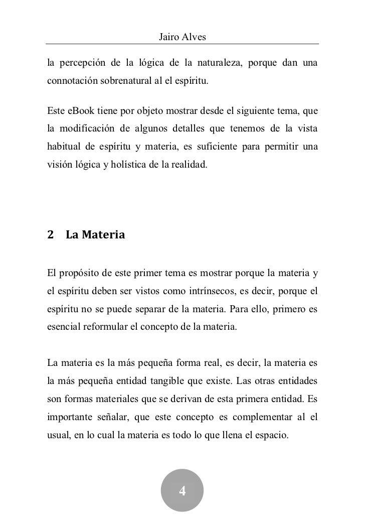 Materia Y Esp Ritu Ebook Gr Tis