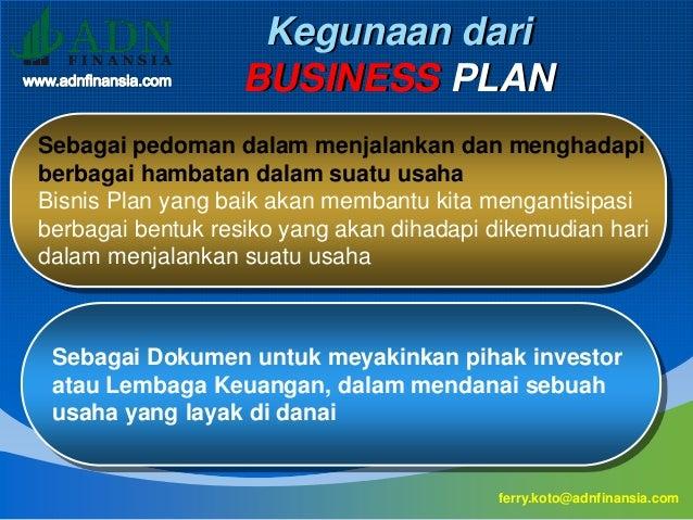 Cara Membuat Business Plan Asuransi Pendidikan