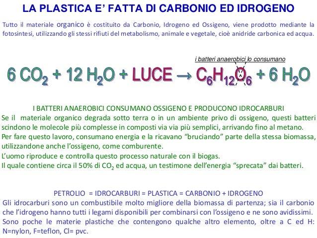 La plastica nell'ambiente  Slide 2