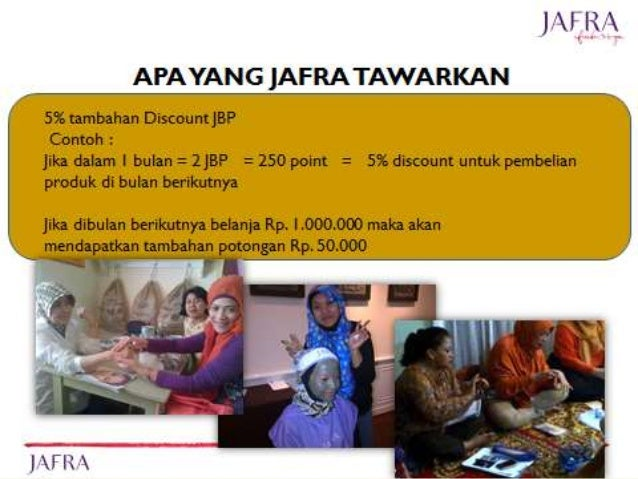 Guest Day Jafra Skin Care International