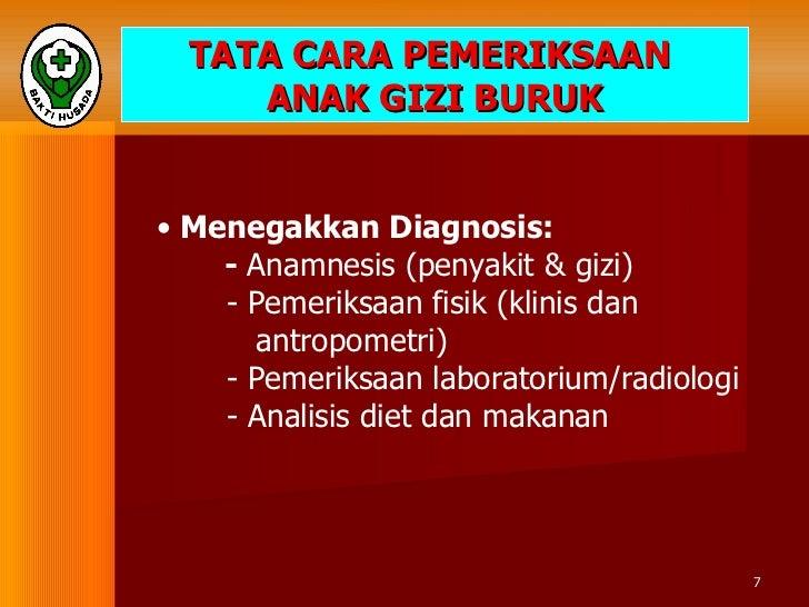 Pelayanan Gizi Rumah Sakit