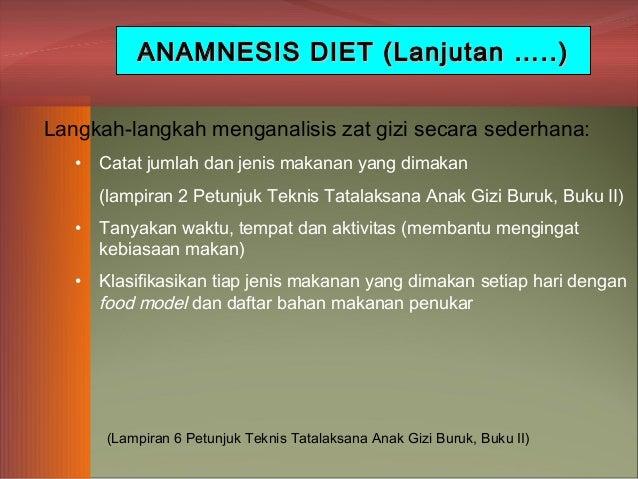 Gizi Dan Diet (Saluran Pencernaan)