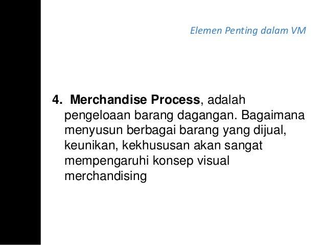 Belajar Visual Merchandising