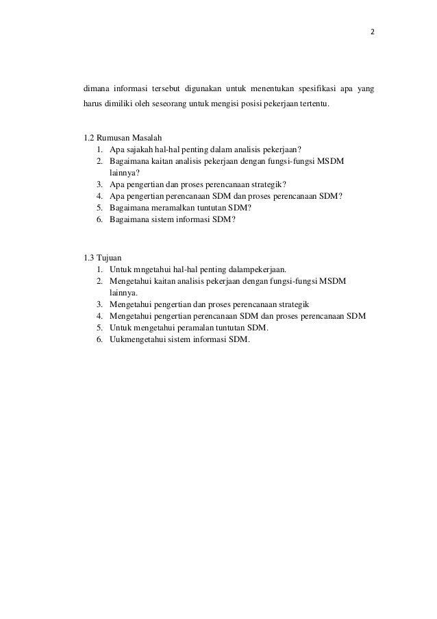Materi msdm Slide 2