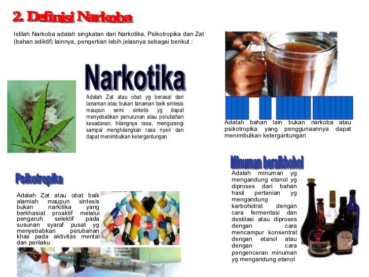 Materi NARKOBA dari BNK Kota Semarang Slide 3