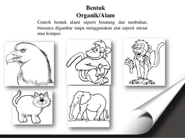 78 Gambar Bentuk Organik HD
