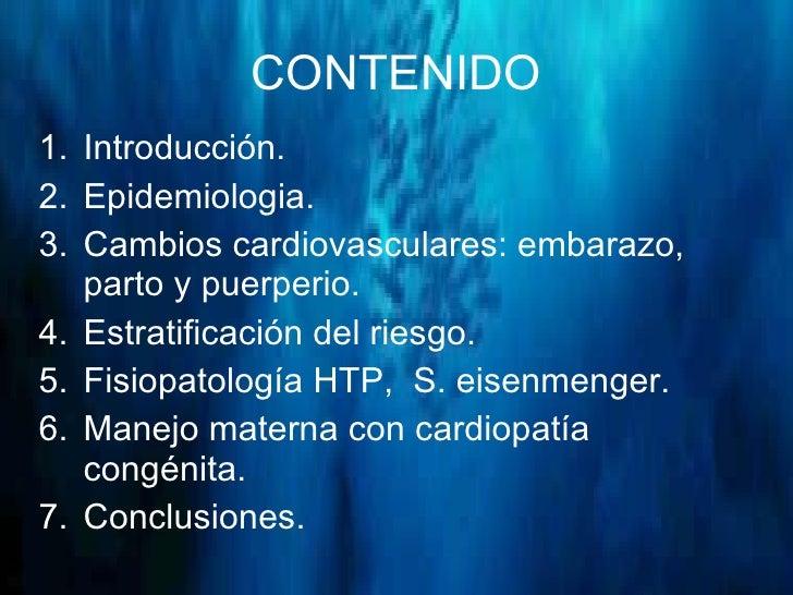 Cardiopatia Congenita en el embarazo Slide 2