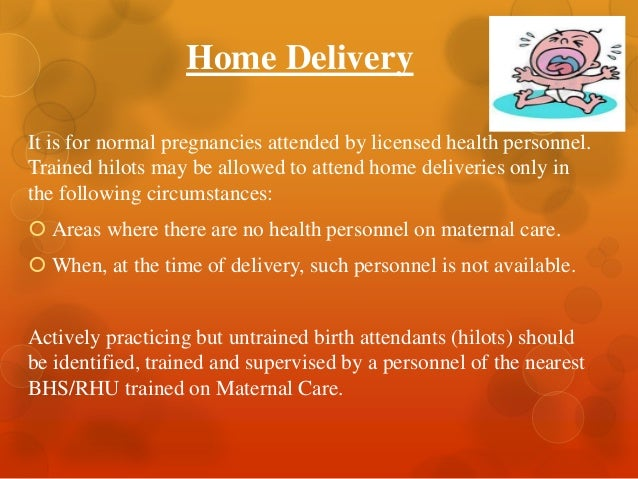 Maternal and child health nursing