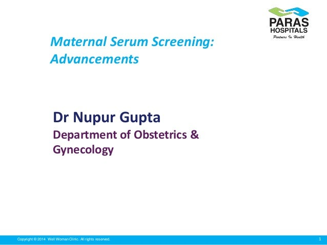 Unique Maternal Blood Dna Markers >> Maternal Screen Screening In Pregnancy Double Quadruple Marker