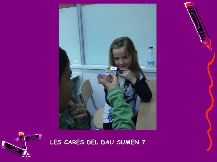 LES CARES DEL DAU SUMEN 7