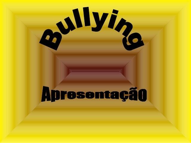 Quando não há intervenções efetivas contra o BULLYING, o ambiente escolar torna-se totalmente contaminado. Todas as crianç...