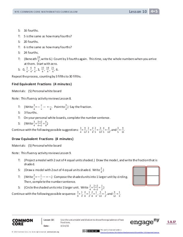 Printable Worksheets nys common core mathematics curriculum worksheets : Math g4-m5-topic-b-lesson-10