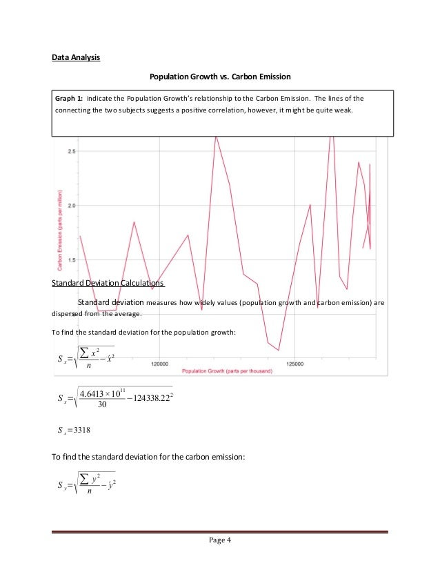 Carbon dating math ia format
