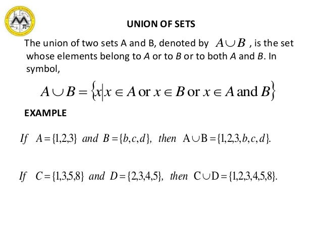 Mit Math Syllabus 10 3 Lesson 1 Sets And The Real Number System