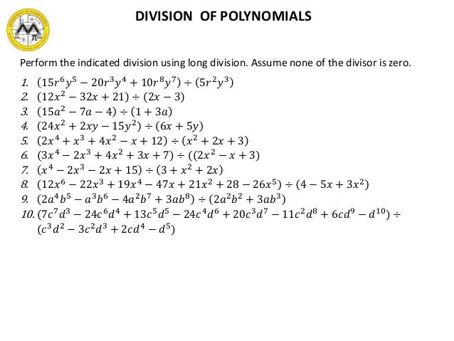 Worksheets Synthetic Division Worksheet division polynomials worksheet sharebrowse long sharebrowse