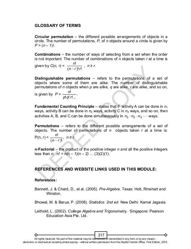 permutation worksheet worksheets releaseboard free printable worksheets and activities. Black Bedroom Furniture Sets. Home Design Ideas