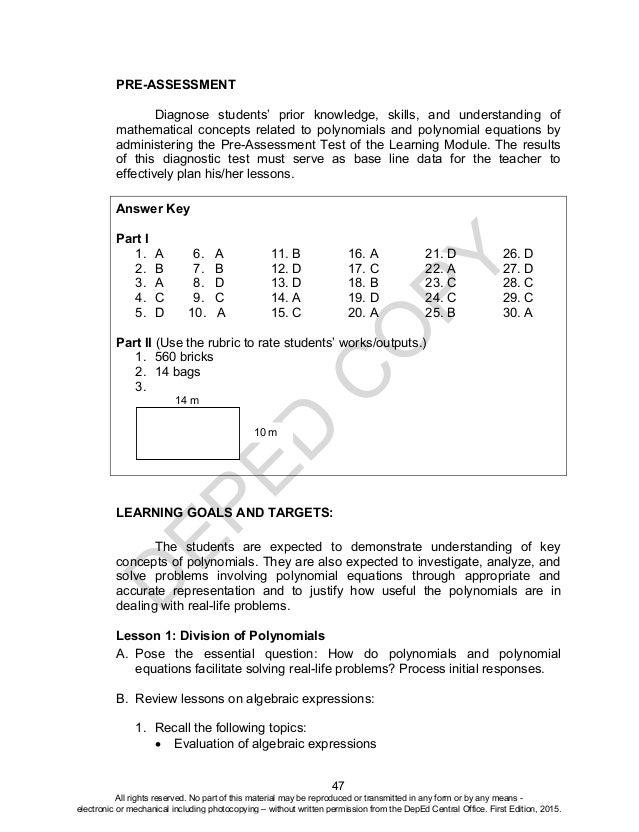 Math10 tg u1