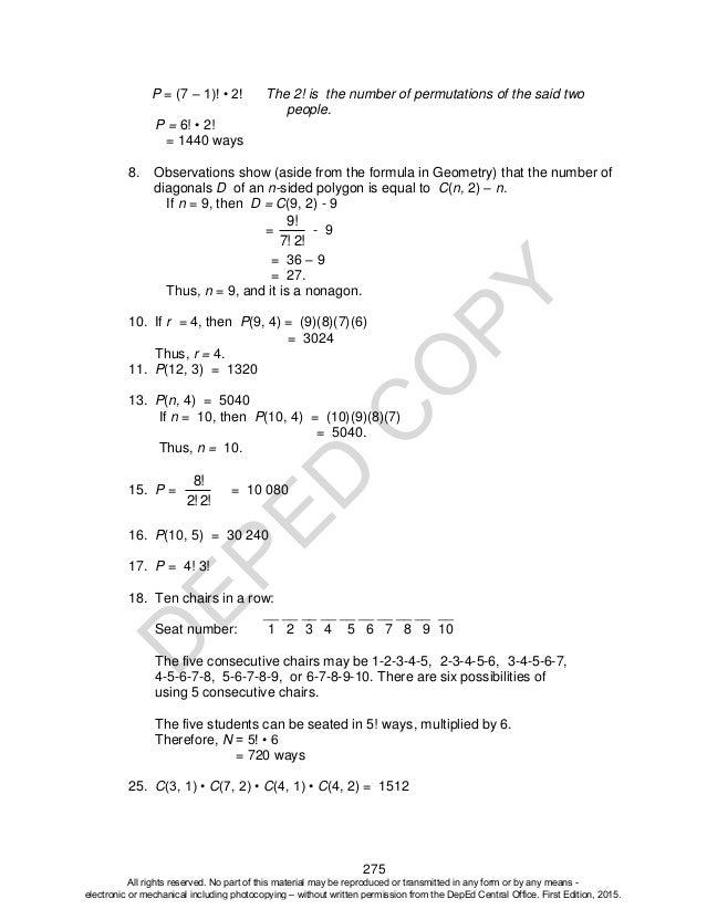 math10 teaching guide unit 3 rh slideshare net teaching guide in mathematics 8 teacher's guide module in math grade 8