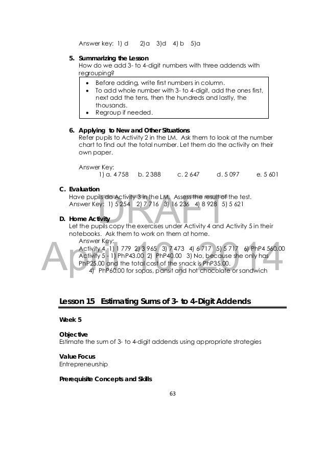 Go Math Grade 5 Answer Key Chapter 3 Homework + My PDF ...