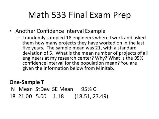 project for math533 Math533 devry university - course project aj davis open the file math533 project consumerxls from the course project course project aj davis - complete solution.