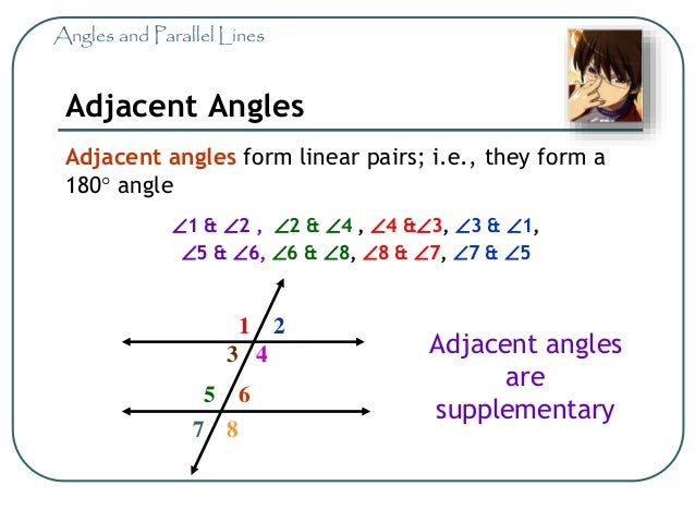 Math 7 geometry 04 angles parallel lines and transversals grade