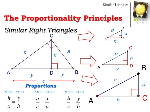 similar triangles assignment