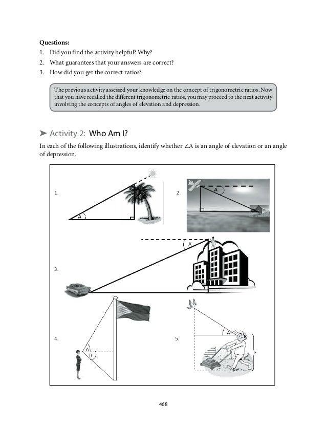 Math 9 Module 7