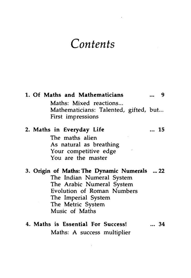 Think Like A Maths Genius Pdf