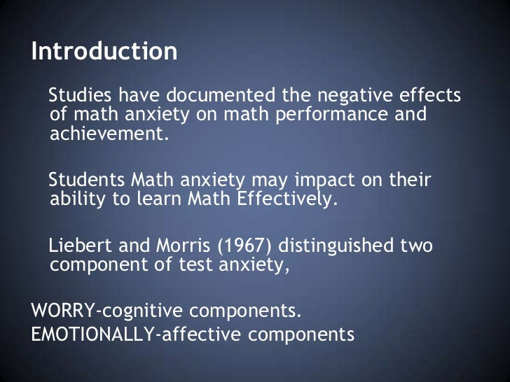 literature review about the effects of stress Affect of stress on academic performance: affect of stress on academic performance: a review of literature stress among higher education students is increasing day by day.