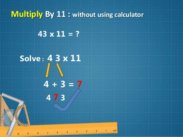 Mathematical funny equation