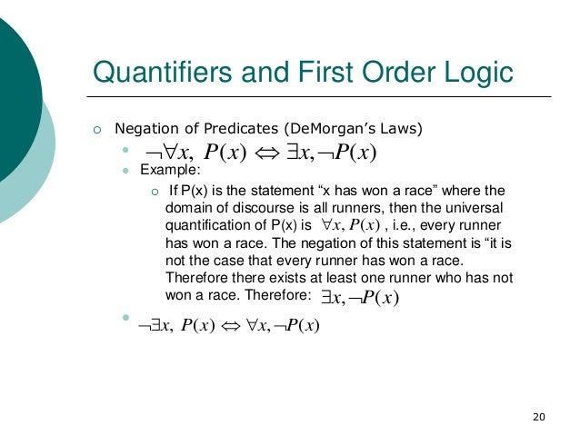 Logic homework help