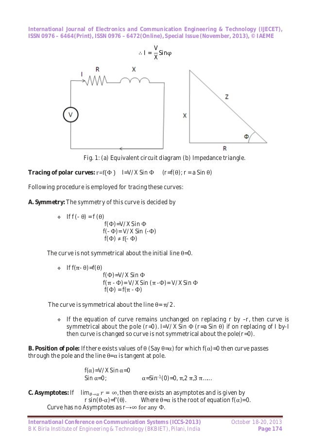 Mathematical modeling of electrical machines using circle diagram 2013 page 173 2 ccuart Images