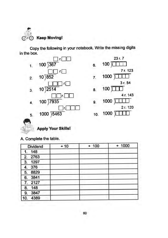 K TO 12 GRADE 4 LEARNER\'S MATERIAL IN MATHEMATICS (Q1-Q4)