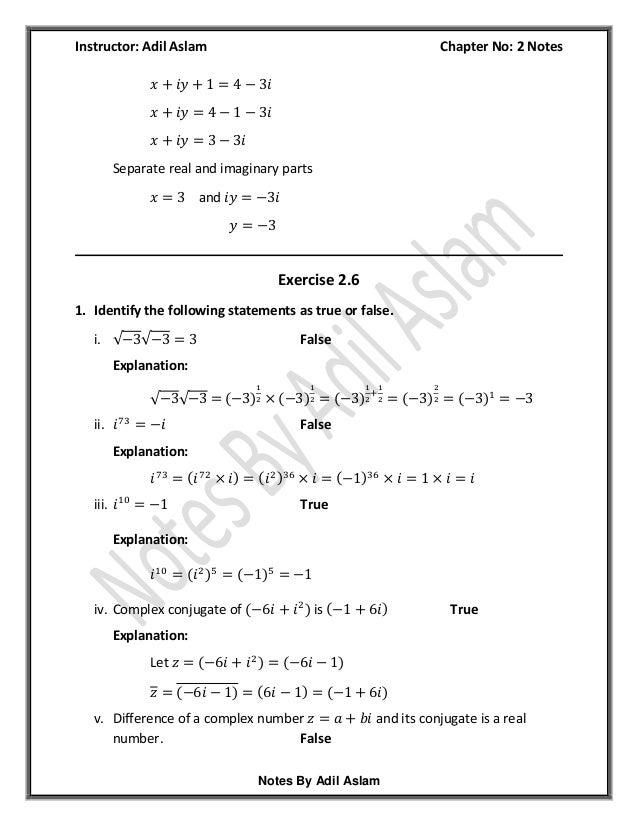 class 10 science chapter 2 exercise question answer