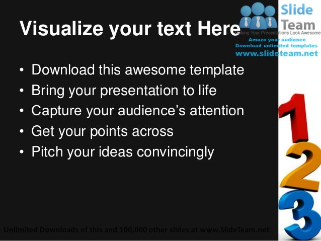 Mathematics Education Power Point Themes Templates And