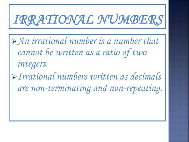 "Square roots of non-perfect ""squares"" Pi π √17"