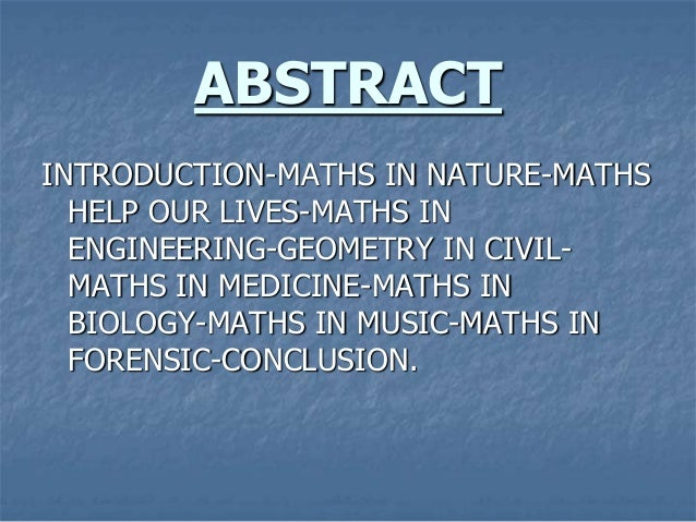 Essay On Mathematics In Our Everyday Life  Mistyhamel Essay On Mathematics In Daily Life Examples Of Thesis Statements For Narrative Essays also Ib Writing Service  Essay Tips For High School